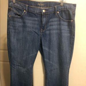 Old Navy plus size Jeans Size 16 Short